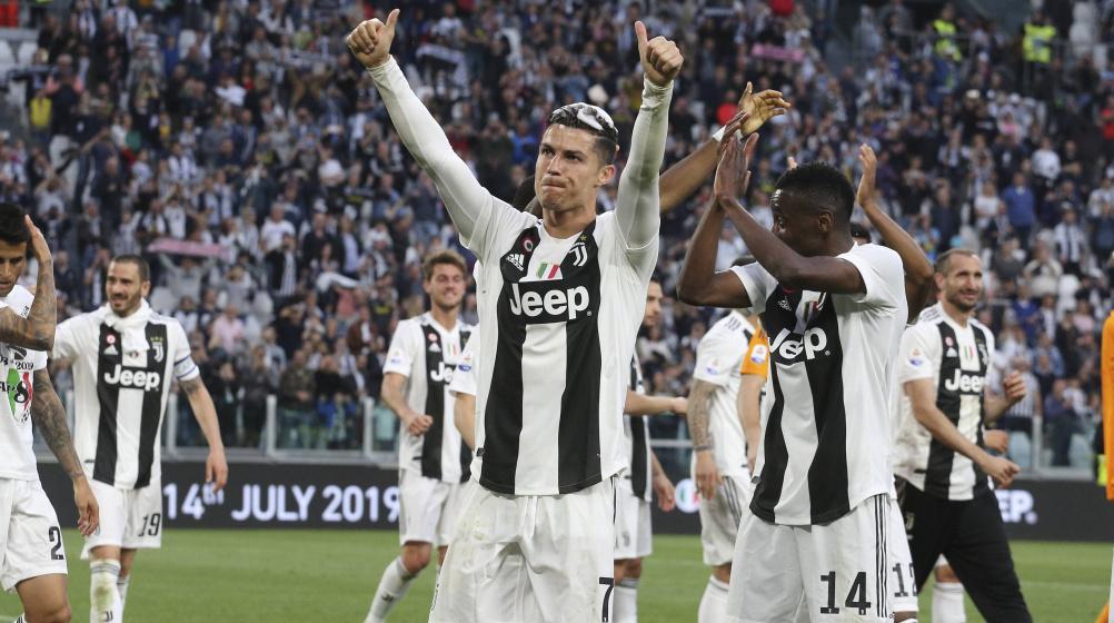 Juventus Star Cristiano Ronaldo Kritisiert Ablosesummen