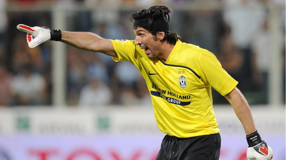 Gianluigi Buffon 2008