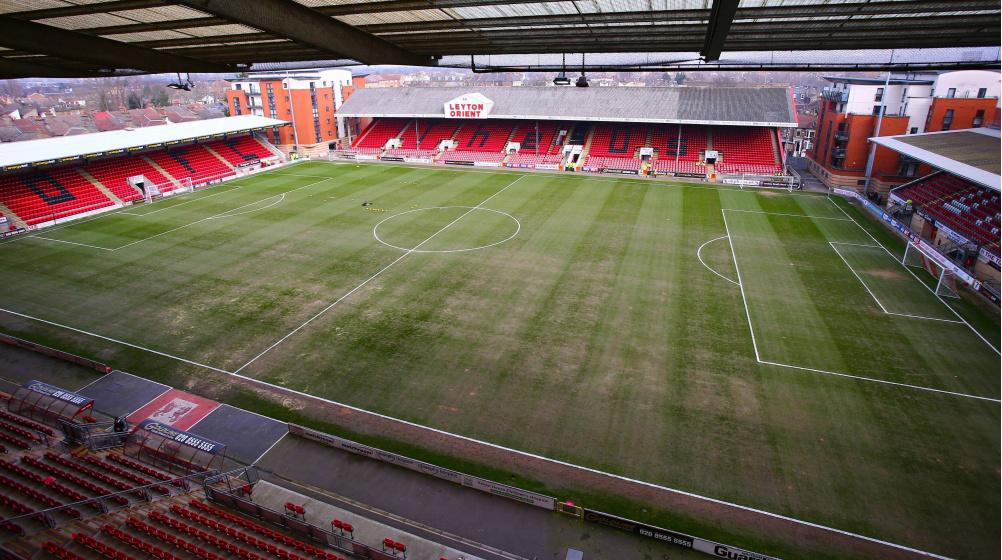 Matchroom Stadium, Leyton Orient, Stadion