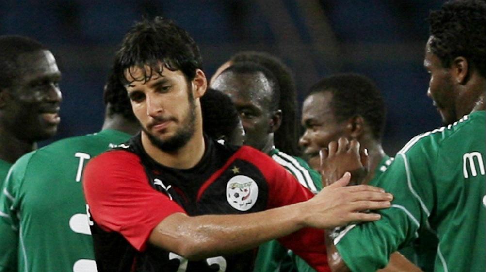 Mohamed Lamine Zemmamouche