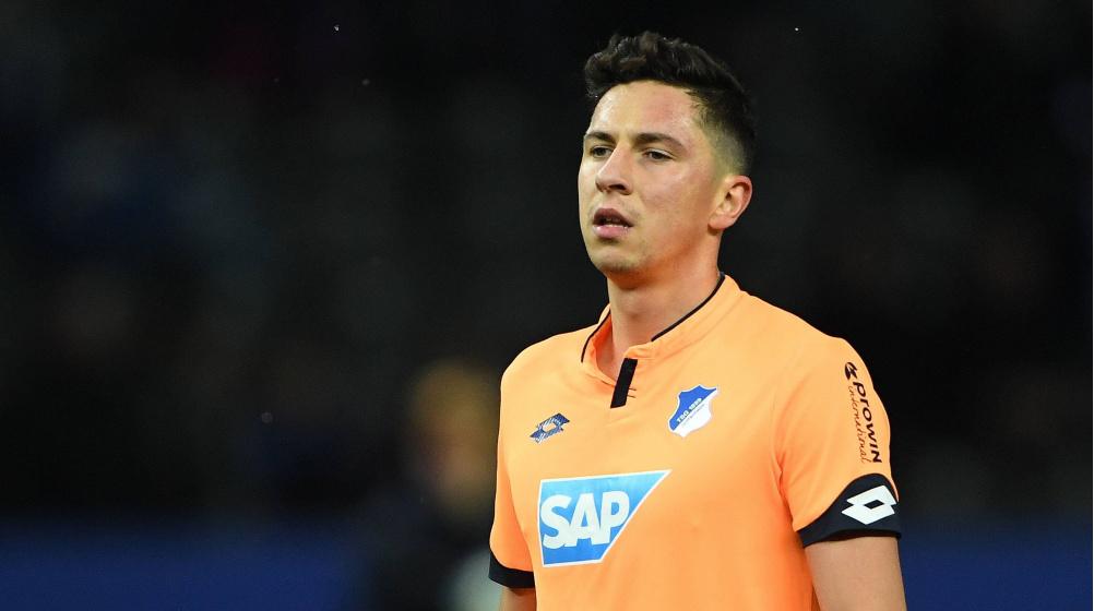 """Hoffenheim gibt Zulj an Bochum ab: """"Seine Erwartungen wurden nicht erfüllt"""""""