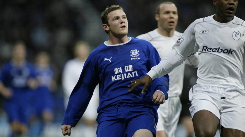 Wayne Rooney, FC Everton