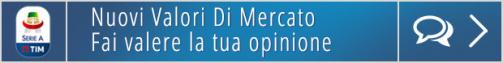 Aggiornamenti Serie A: fai valere la tua opinione