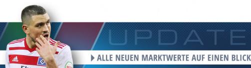 Papadopoulos & Co.: Alle neuen Marktwerte der 2.Bundesliga auf einen Blick