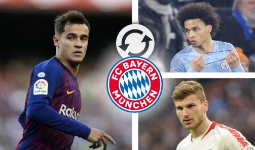 Coutinho, Mandzukic & Co.: Alle Bayern-Gerüchte im Detail
