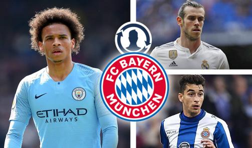 © imago images/TM - In der Galerie: Diese Spieler stehen beim FC Bayern auf dem Zettel