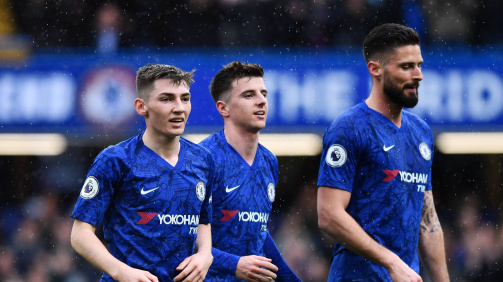 Gilmour, Mount & Co. - These players emerged from Chelsea's academy