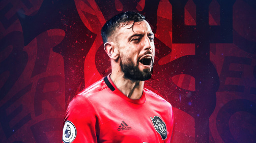Fernandes in 4th - Man United's squad sorted by market value