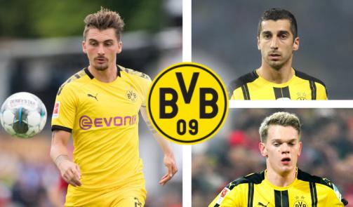 Rekordverkäufe des BVB: Für diese Spieler floss das meiste Geld