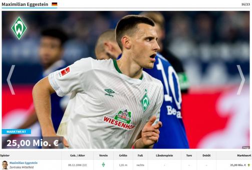 Mit Neuling Eggestein & Co.: Der DFB-Kader in der Galerie