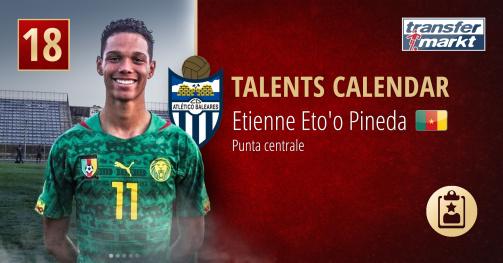 Etienne Eto'o Pineda
