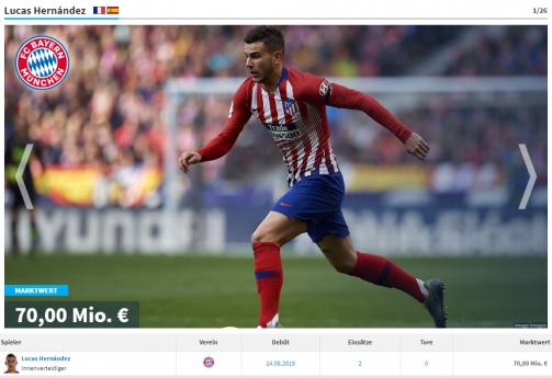 Hernández. Thuram und Co.: Die Franzosen in der Bundesliga