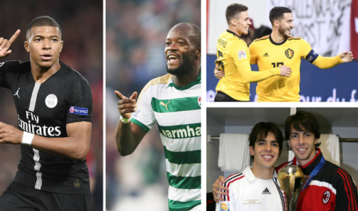 Dagli Hernandez ai Lukaku, i fratelli più costosi del calciomercato