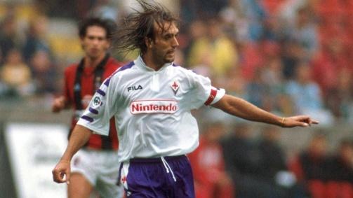 © imago / Legende der AC Florenz: Gabriel Batistuta - Manchester United war er zu teuer