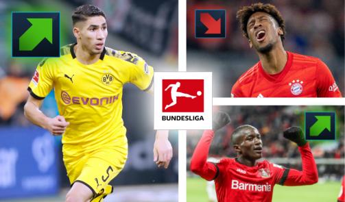 Galerie: Die wertvollsten Profis der Bundesliga