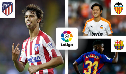 Fati, Lee & Co.: All new LaLiga market values in our gallery
