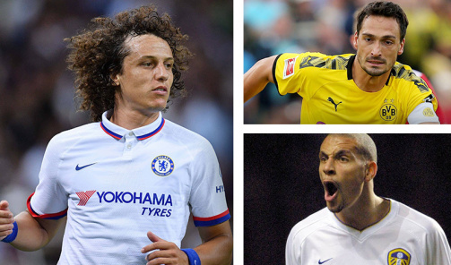 Luiz, Ferdinand & Co. - The highest accumulated transfer fees for centre-backs