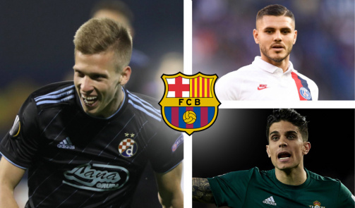 Olmo, Icardi & Co. – these players emerged from Barcelona's academy