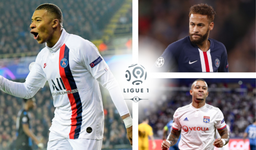 © imago images/TM - Most valuable players in Ligue 1 in pictures