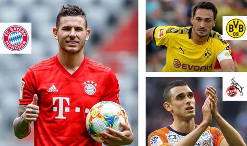 Hernández, Hummels & Co.: Die Bundesliga-Zugänge nach Ablöse