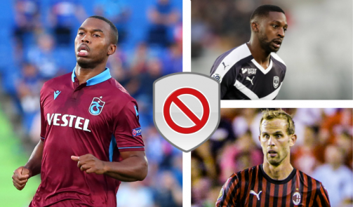 From Sturridge to Mikel: These players are currently out of contract