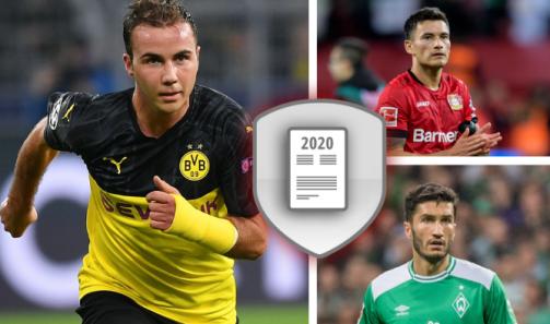 Aranguiz am Wertvollsten: Diese Bundesliga-Verträge enden im Juni