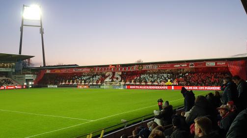 © Matthias Mund / TM-User Kuchenblock war bei Aalborg groundhoppen! Das ist sein ausführlicher Bericht
