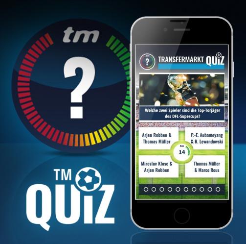 Jetzt beim TM-Quiz mitmachen!