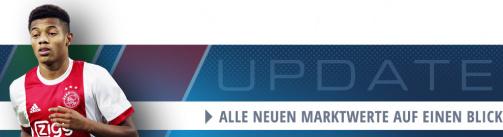 Alle neuen Marktwerte der Eredivisie im Detail