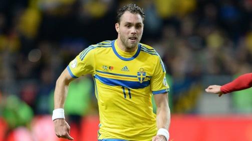 © imago / Johan Elmander lief 85-mal für Schweden auf und erzielte dabei 20 Tore