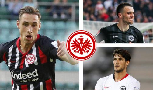 Eintracht Frankfurt In Europa League Mit Russ Aber Ohne