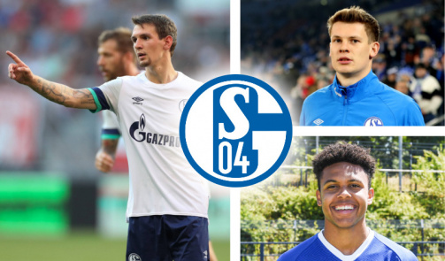 © imago images/TM - Der Schalke-Kader nach Marktwerten in der Galerie