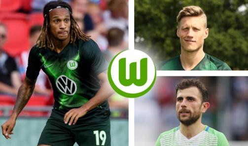 © imago images/TM - Der Wolfsburg-Kader nach Marktwerten in der Galerie