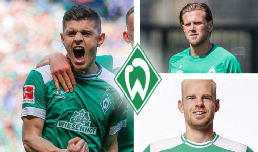 Rashica, Lang & Co.: Der Kader von Werder Bremen nach Marktwert sortiert