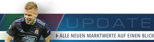 Übersicht: Alle neuen Marktwerte der kroatischen 1.HNL im Detail