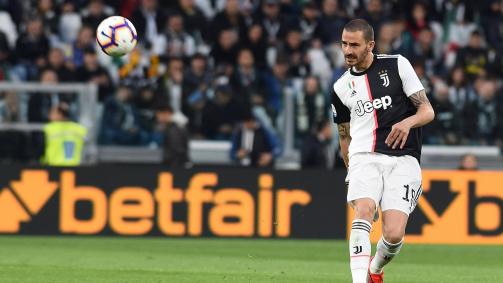 Zweimal Bonucci vor Cannavaro: Die teuersten Ü30-Innenverteidiger