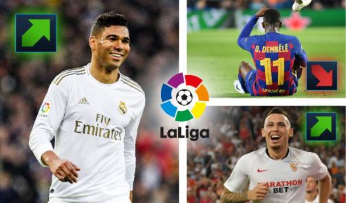 Messi, Griezmann e gli altri: i 100 più preziosi de LaLiga