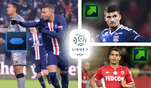 Aouar and Co.: The most valuable Ligue 1 players