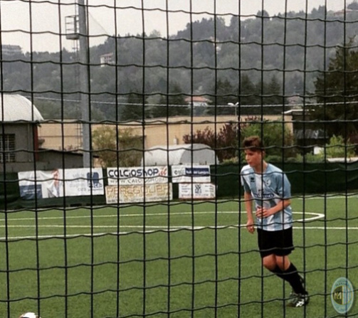 Lorenzo Pirola - Giovanissimi Luciano Manara