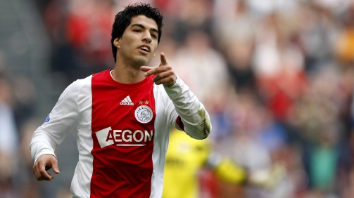 Suárez in 9th - Ajax's record departures