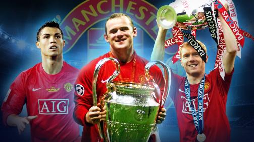 © imago images/TM - Galerie: Manchester Uniteds CL-Sieger-Kader mit Rooney & Co. nach Marktwerten sortiert