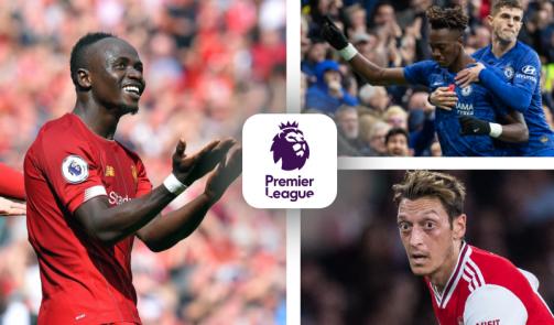 Mané, Abraham & Co. - Premier League market values after the cut