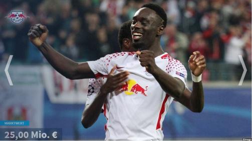 © imago/Transfermarkt - RB Leipzigs Jean-Kevin Augustin & Co: Die 23 Franzosen in der Bundesliga in der Galerie