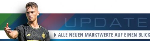 Inters Esposito (17) von 0 auf 5 Mio.: Alle Marktwert-Änderungen des aktuellen Updates