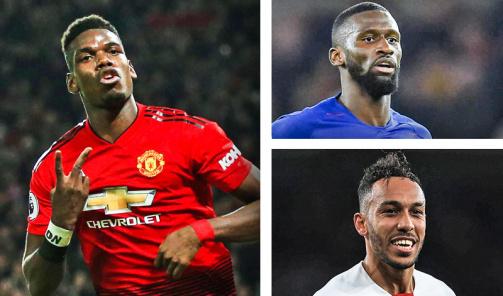 Pogba, Rüdiger & Co.: Neues Marktwert-Ranking der Premier League