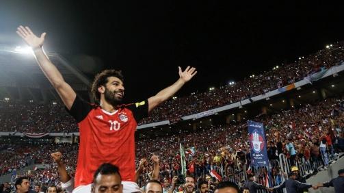Ägypten-Star Mohamed Salah