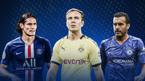 Four PSG players in top 11 - The most valuable players on expiring contracts