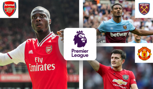 Pépé, Haller ve diğerleri: Premier Lig'in tüm yeni piyasa değerlerinin galerisi
