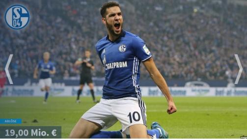 Embolo vor Bentaleb: Die Schalker Rekordeinkäufe in der Galerie