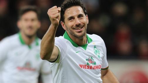 Statistik: Alle Karriere-Spiele von Claudio Pizarro (Foto: imago images)